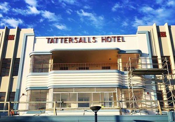TATTERSALLS HOTEL - ARMIDALE NSW