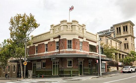 TERMINUS PYRMONT HOTEL - Sydney NSW