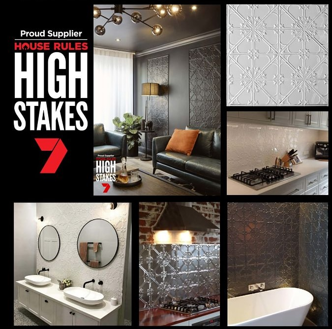Proud Supplier of TV High Stakes on 7